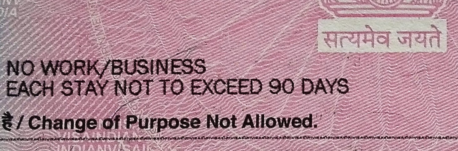 Cómo tramitar el visado de India
