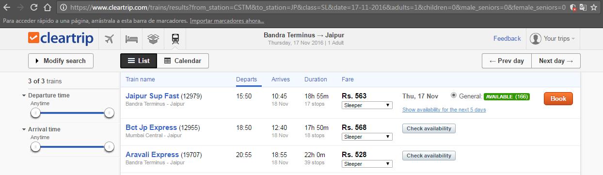 comprar billetes de tren online